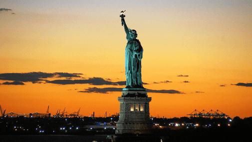 Statute of Liberty, New York