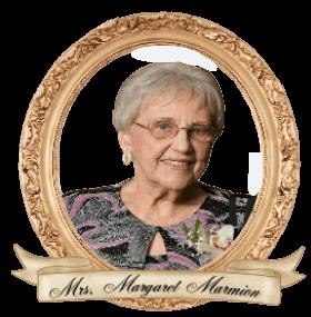 Portrait of Margaret (Peggy) Marmion