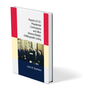 Reports of U.S. Presidential Commissions book cover