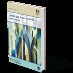 Cambridge International Law Journal Cover