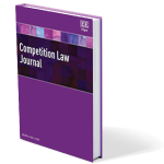 Competition Law Journal Cover