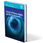 Journal of Human Rights and the Environment Cover