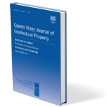 Queen Mary Journal of Intellectual Property