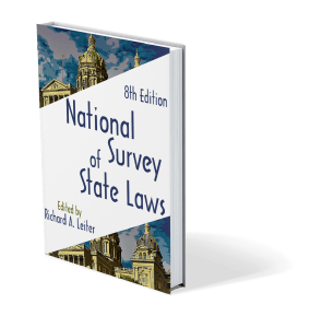 National Survey of State Laws Book Cover
