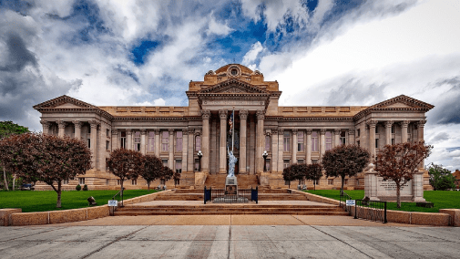 Attorney General Courthouse in Colorado