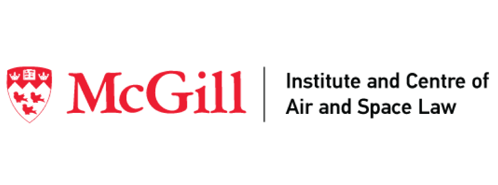McGill Institute of Air and Space Law logo