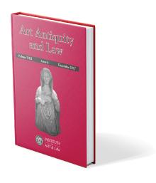 Art Antiquity Book Cover