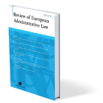 Paris Journal: Review of European Administrative Law