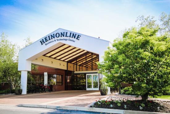 Front of the HeinOnline building