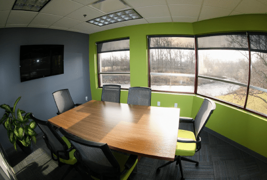 Office in the Hein suite of the HeinOnline building