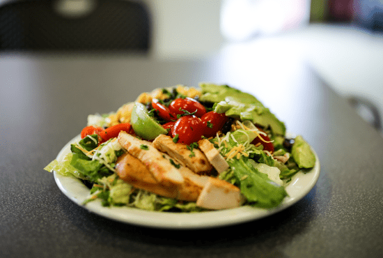 Salad in the HeinOnline Lunch Room