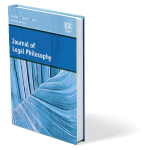 Journal of Legal Philosophy Cover