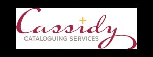 Cassidy Cataloging Logo